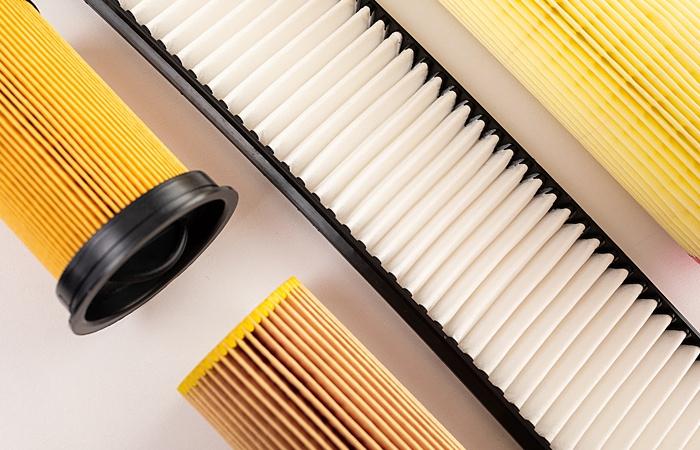 Fibras de polipropileno para filtros